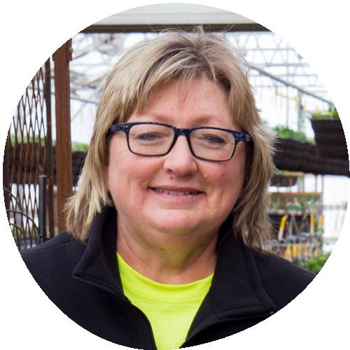 Donna Sjaarda, Oakridge Nursery